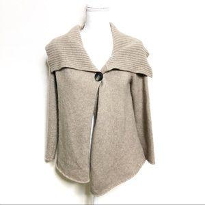 MaxMara Wool Cashmere Blend Cardigan